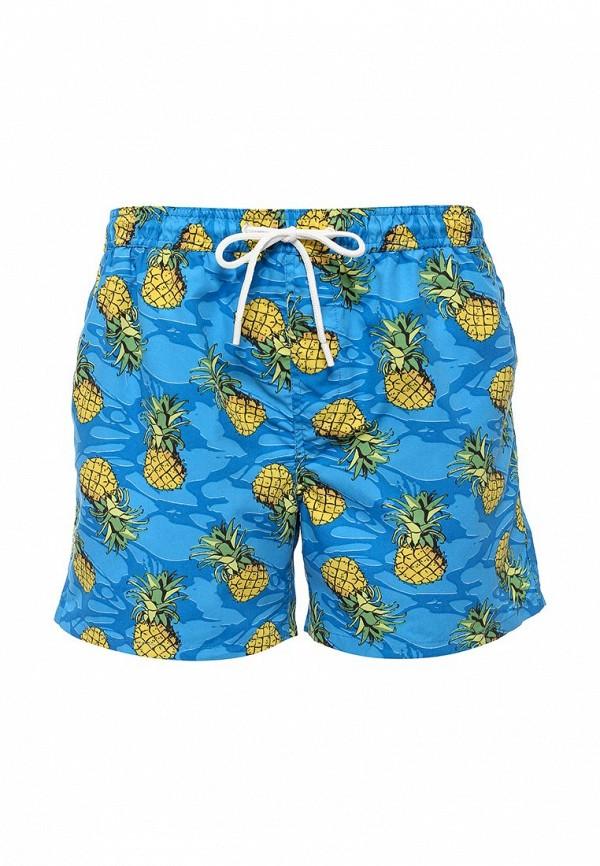 Мужские шорты для плавания Brave Soul MSRT-PINEAPPLE