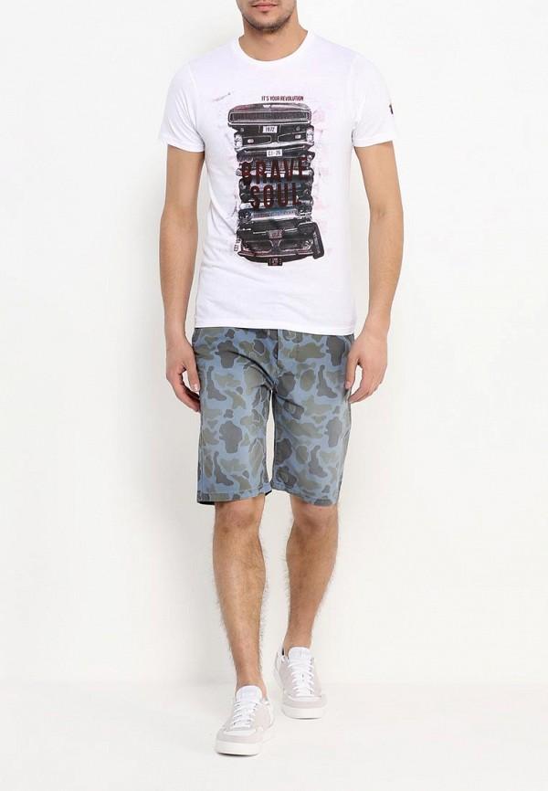 Мужские повседневные шорты Brave Soul MSRT-EVANS: изображение 2