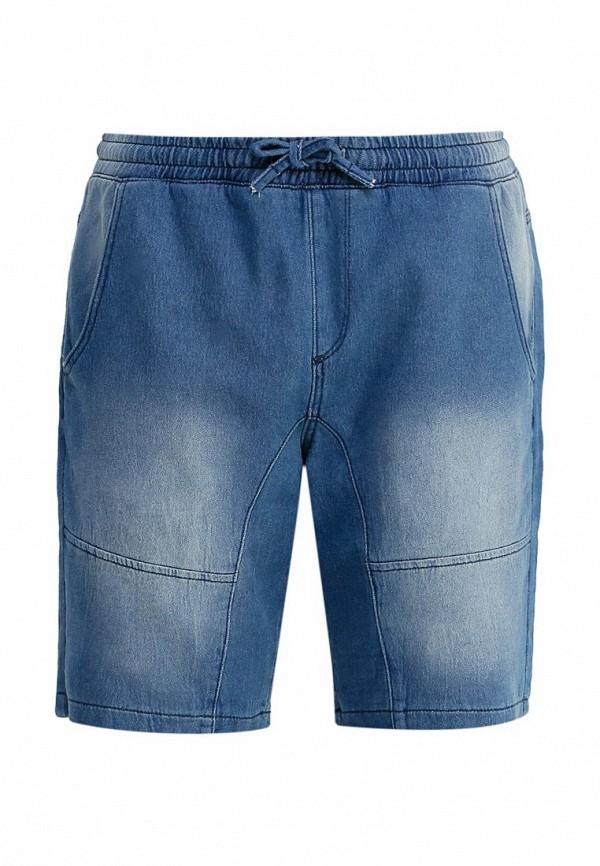 Мужские джинсовые шорты Brave Soul MSRT-MILTONBLUE