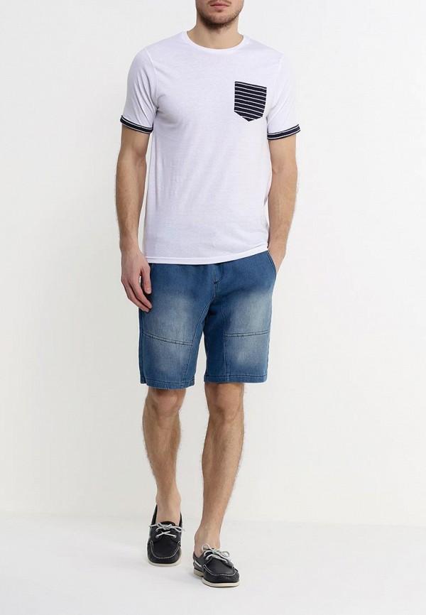 Мужские джинсовые шорты Brave Soul MSRT-MILTONBLUE: изображение 2
