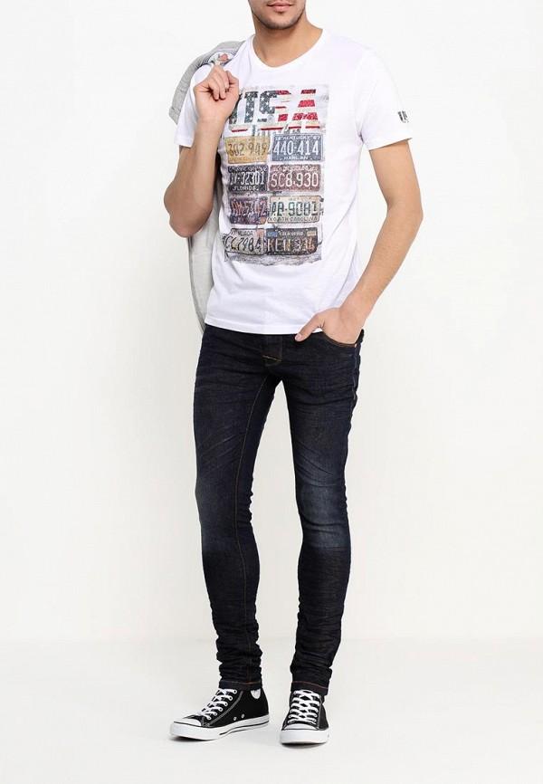 Зауженные джинсы Brave Soul MJN-TOM: изображение 2