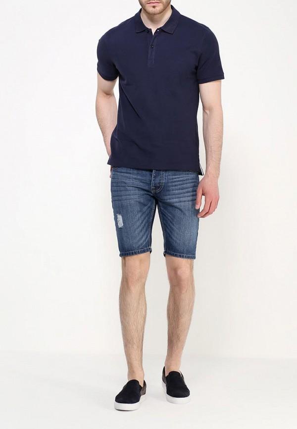 Мужские джинсовые шорты Brave Soul MSRT-WILLS: изображение 6