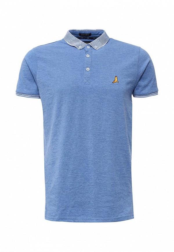 Мужские футболки поло Brave Soul (Брейв Соул) MTS-69GLOVER