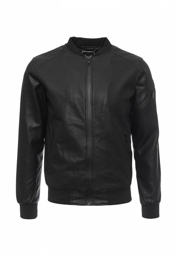 Кожаная куртка Brave Soul MJK-INGRAM: изображение 1