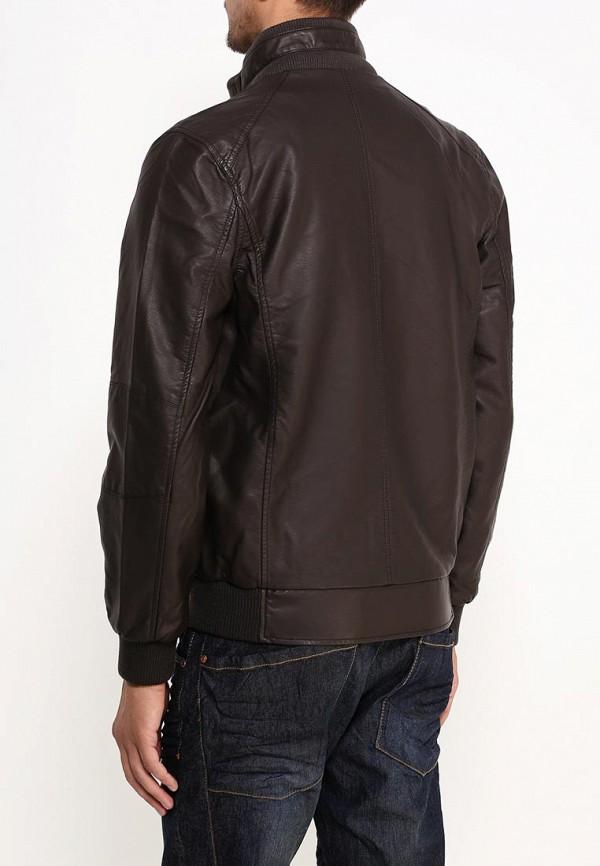 Кожаная куртка Brave Soul MJK-LEROYCHOC: изображение 5