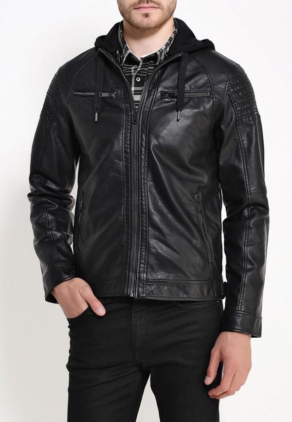 Кожаная куртка Brave Soul MJK-RAVELLI: изображение 3