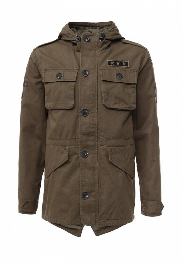 Утепленная куртка Brave Soul MJK-PUZZLEBADGE: изображение 1