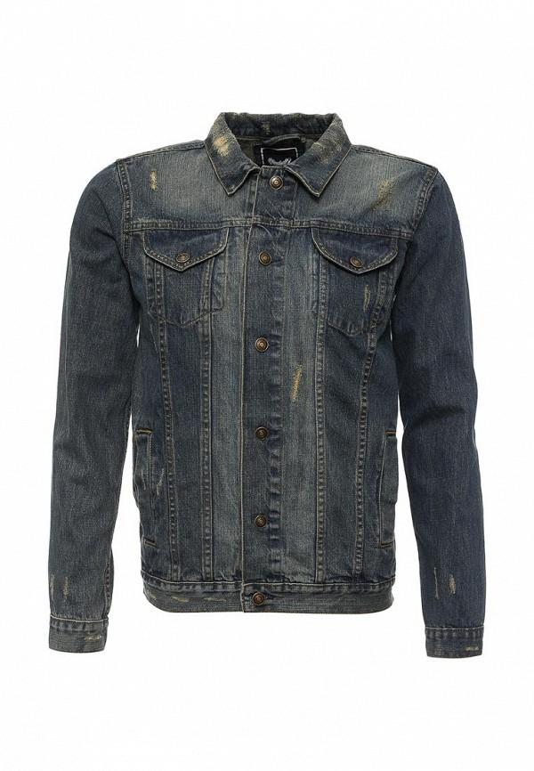 Джинсовая куртка Brave Soul MJK-ROCKY