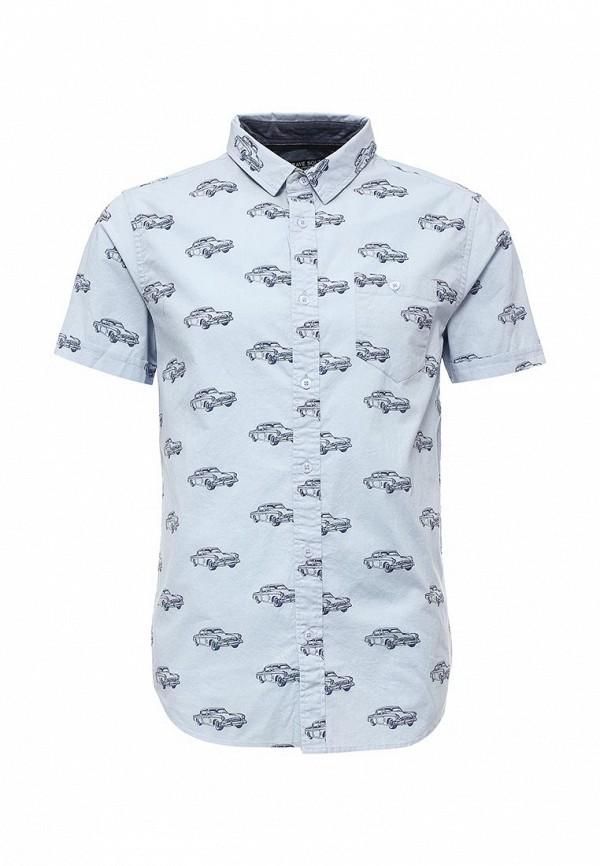 Фото - мужскую рубашку Brave Soul голубого цвета