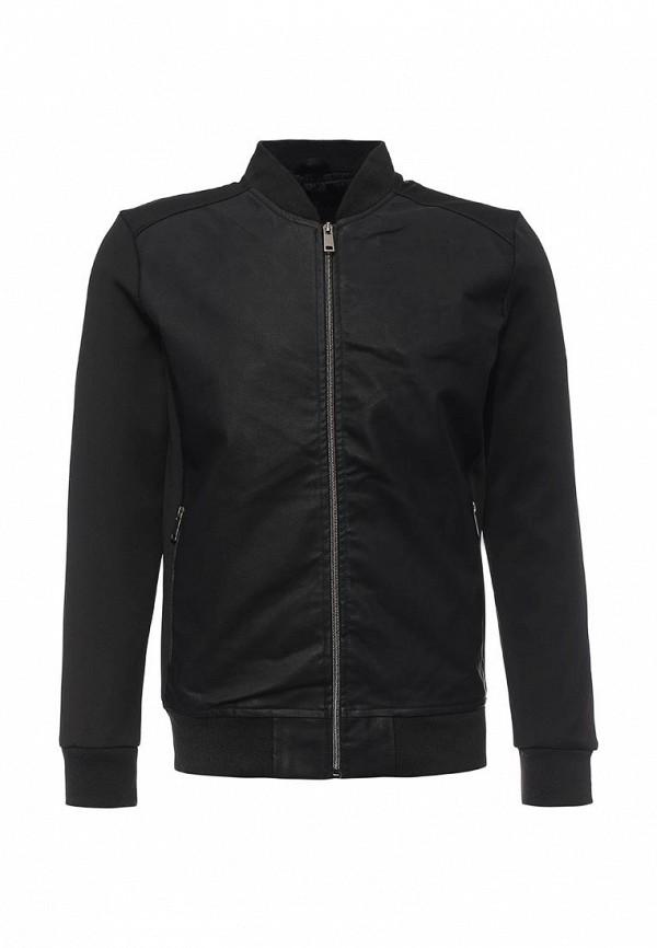 Купить Куртку Brave Soul черного цвета