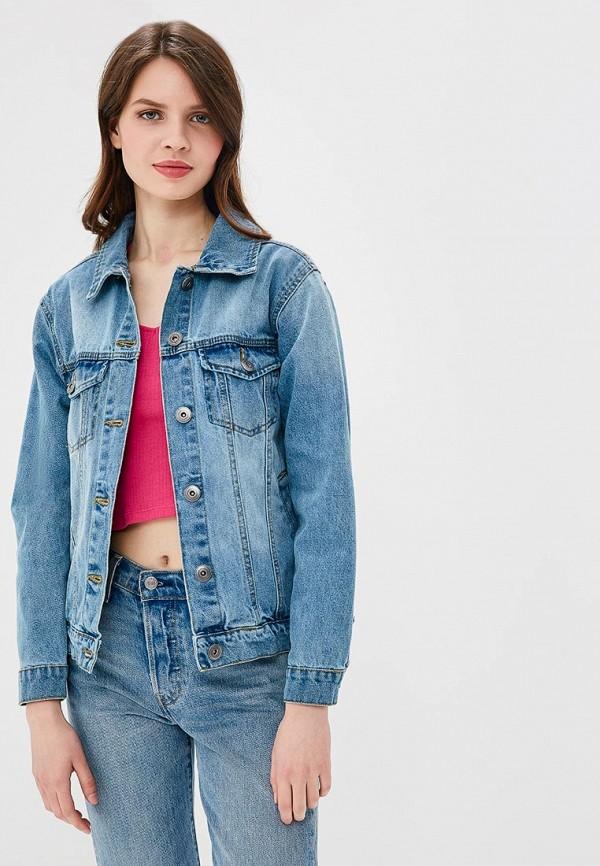 Фото Куртка джинсовая Brave Soul. Купить с доставкой