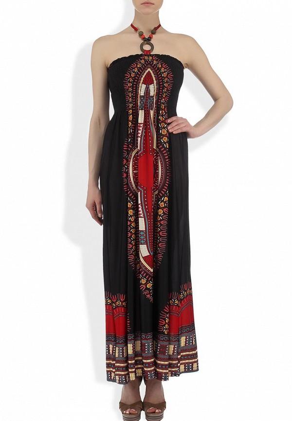 Платье-макси Brave Soul LDRJ-225ETHNIC: изображение 6