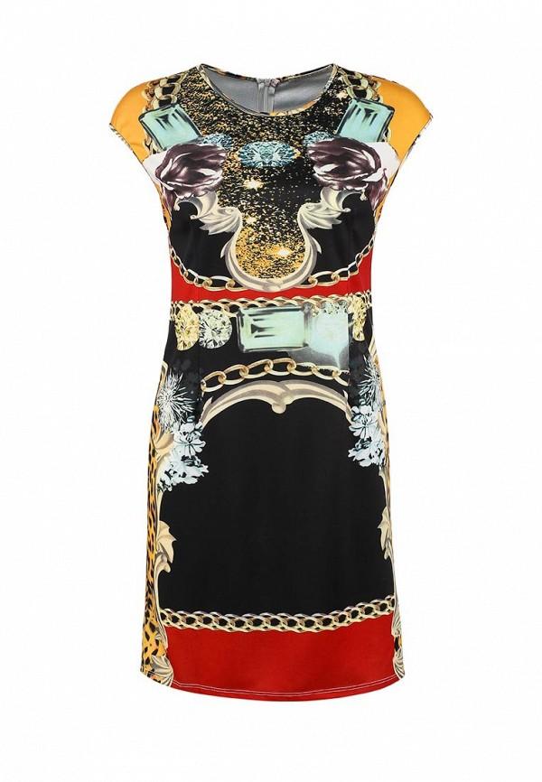 Платье-миди Brave Soul LDRJ-225JEWELS: изображение 1