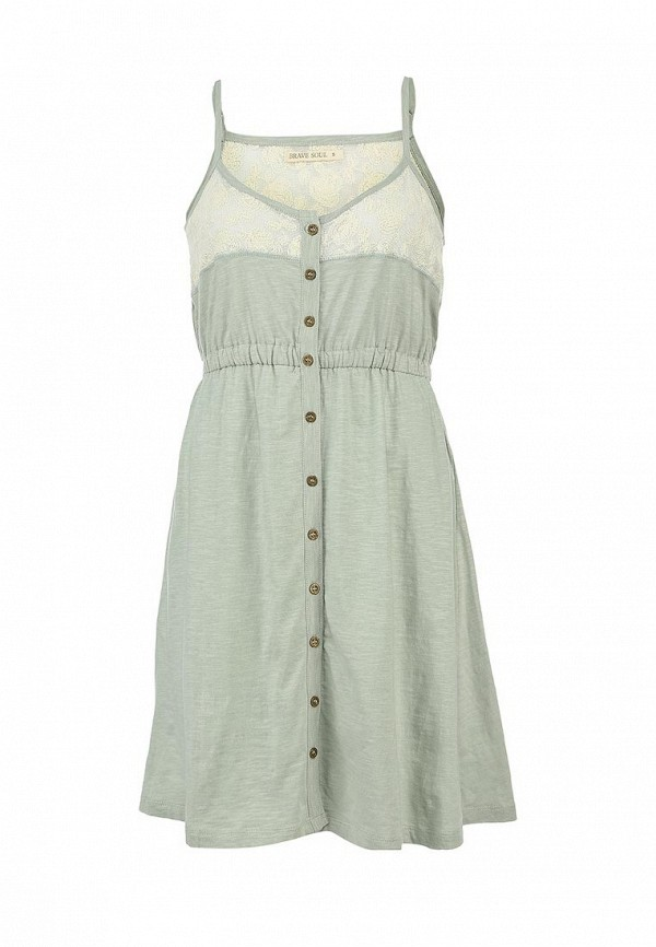 Платье-миди Brave Soul LDRJ-56FIFI: изображение 1