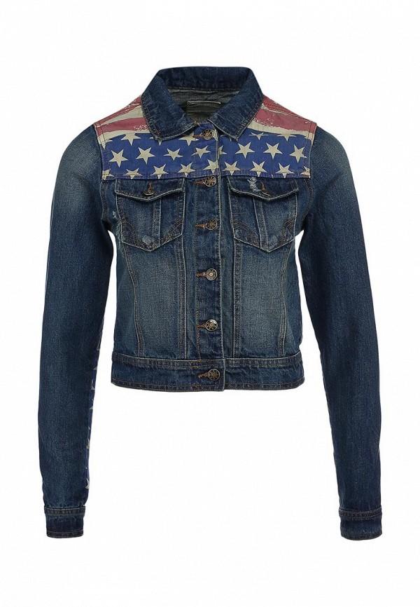 Джинсовая куртка Brave Soul LJK-GARFIELD: изображение 1