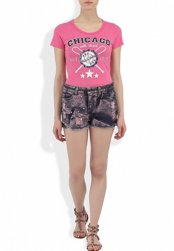 Женские джинсовые шорты Brave Soul LSRT-ANASTASIA: изображение 6