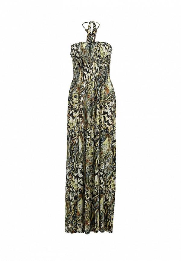 Платье-макси Brave Soul LDRJ-225PEACOCK: изображение 1