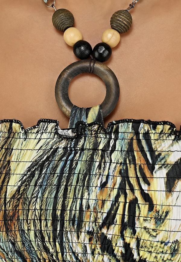 Платье-макси Brave Soul LDRJ-225PEACOCK: изображение 3