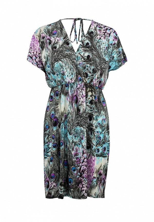 Платье-миди Brave Soul LDRJ-225LOUIS: изображение 4