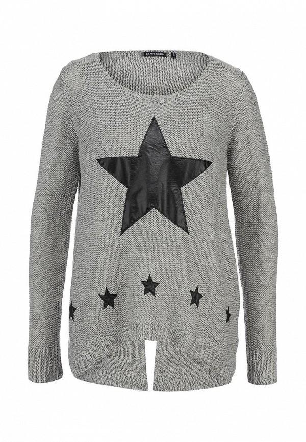 Пуловер Brave Soul LK-272STAR: изображение 1