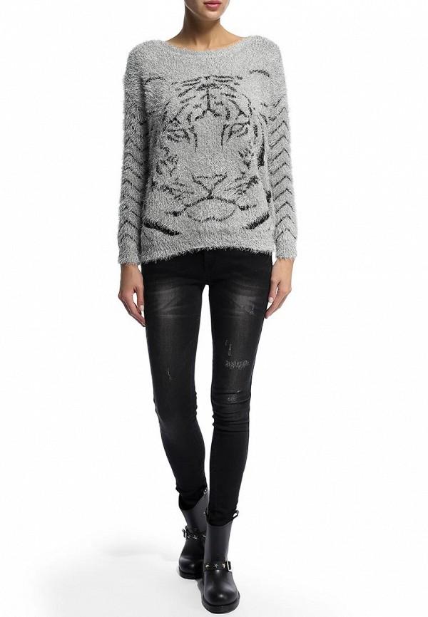 Пуловер Brave Soul LK-281ROAR: изображение 6