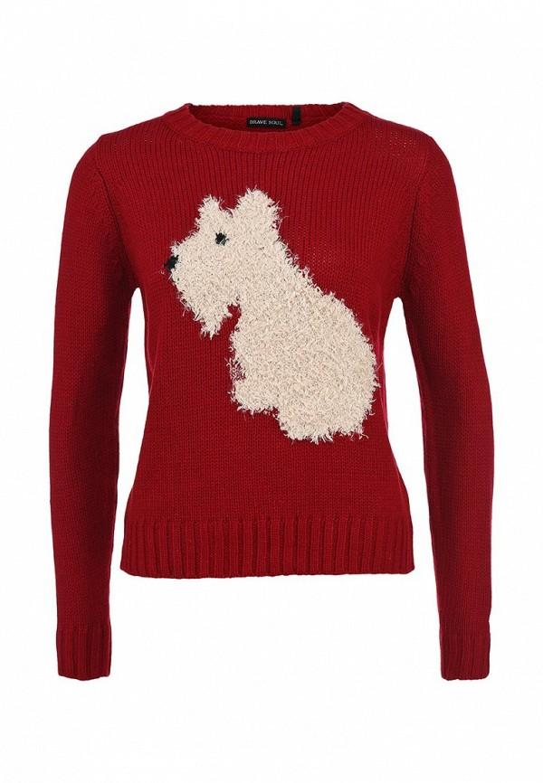 Пуловер Brave Soul LK-49WOOF: изображение 1