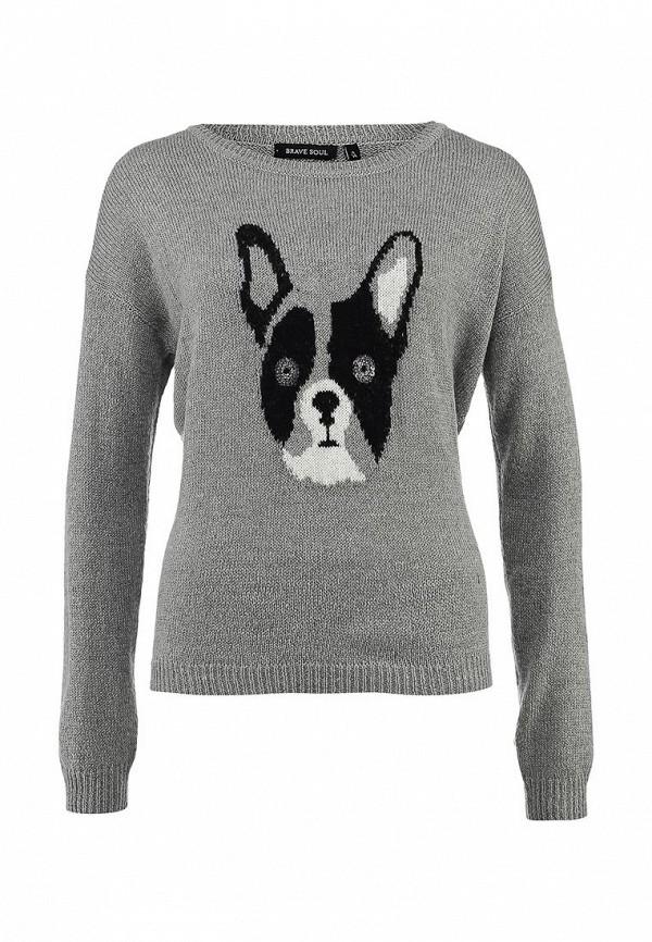Пуловер Brave Soul LK-73BERTIE: изображение 1
