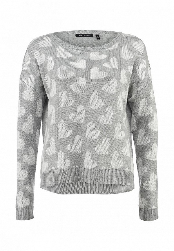 Пуловер Brave Soul LK-73SCOOBY: изображение 1