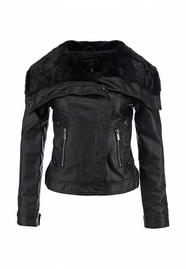 Кожаная куртка Brave Soul LJK-LULU: изображение 1