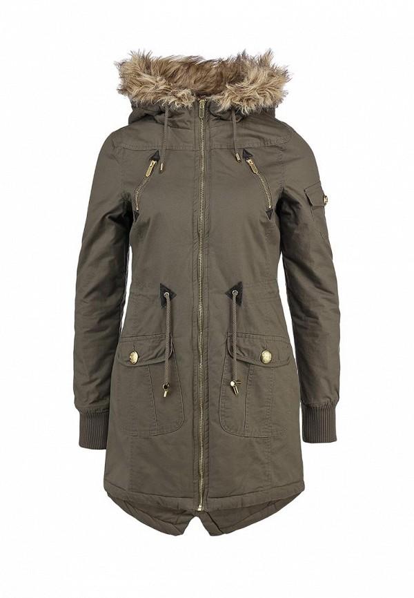 Утепленная куртка Brave Soul LJK-ASPENS: изображение 1