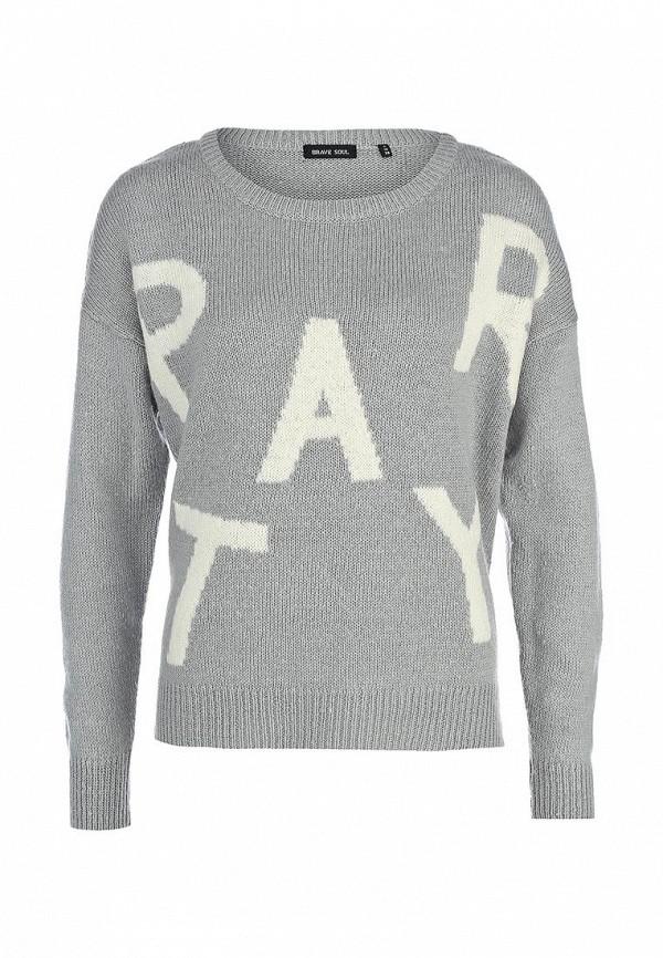 Пуловер Brave Soul LK-181PARTY: изображение 1