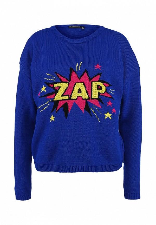 Пуловер Brave Soul LK-L1ZAP: изображение 1