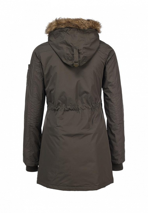 Утепленная куртка Brave Soul LJK-MILITARYPKA: изображение 2