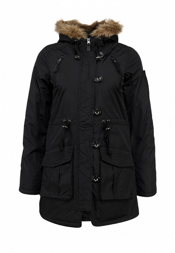 Утепленная куртка Brave Soul LJK-MILITARYPKA: изображение 1
