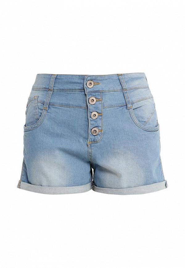 Женские джинсовые шорты Brave Soul LSRT-MiSSiON: изображение 1