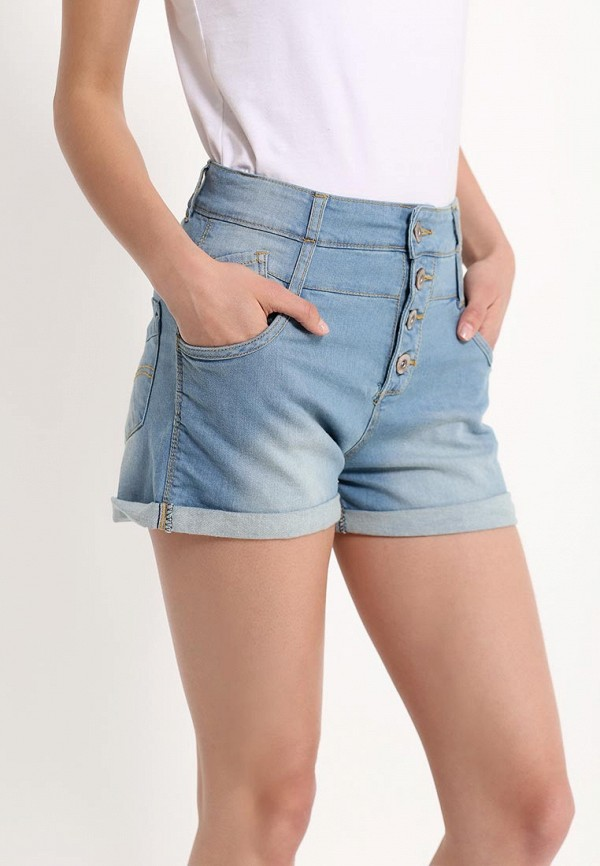 Женские джинсовые шорты Brave Soul LSRT-MiSSiON: изображение 2