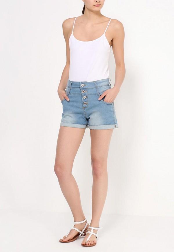 Женские джинсовые шорты Brave Soul LSRT-MiSSiON: изображение 3