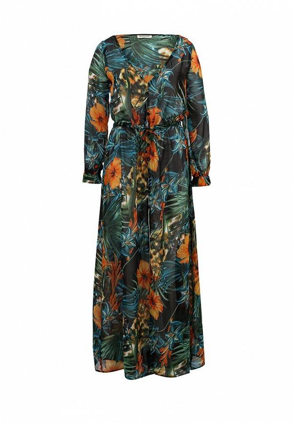 Платье-макси Brave Soul LDRW-117JEN: изображение 1