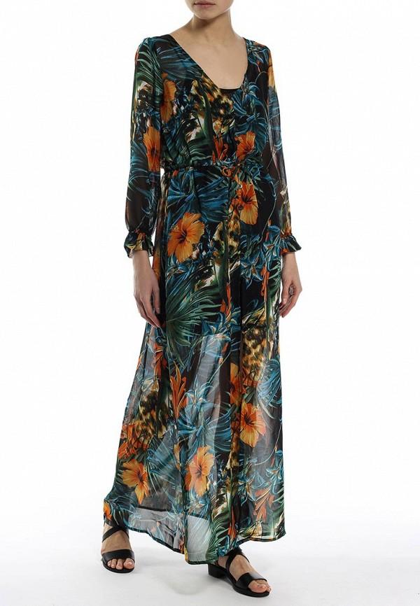Платье-макси Brave Soul LDRW-117JEN: изображение 3