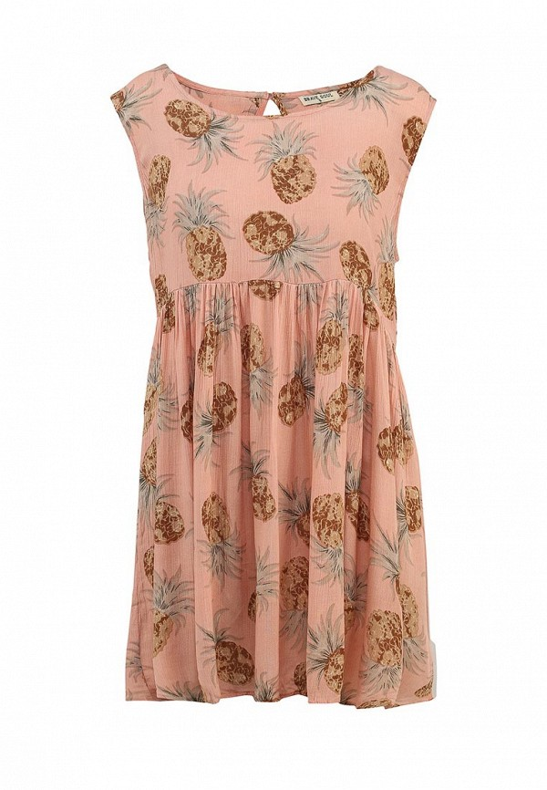 Платье-миди Brave Soul LDRW-117CHINKY: изображение 1