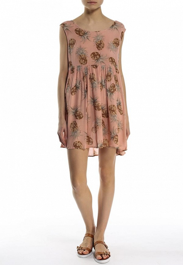 Платье-миди Brave Soul LDRW-117CHINKY: изображение 3