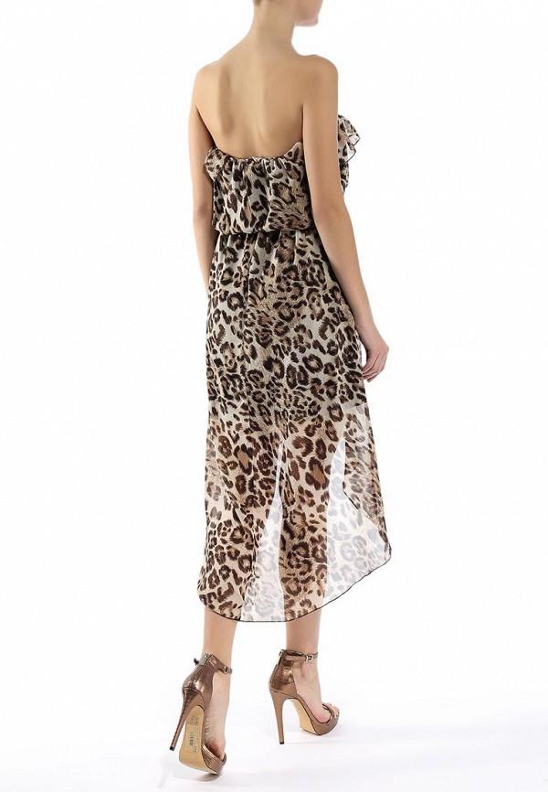 Платье-миди Brave Soul LDRW-272LEOPARD: изображение 3