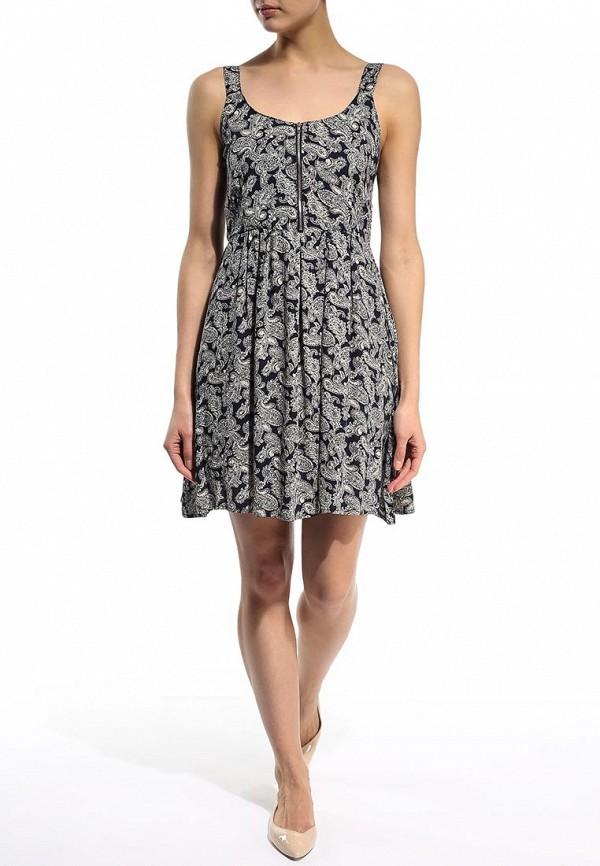 Платье-мини Brave Soul LDRW-225CELLO: изображение 3