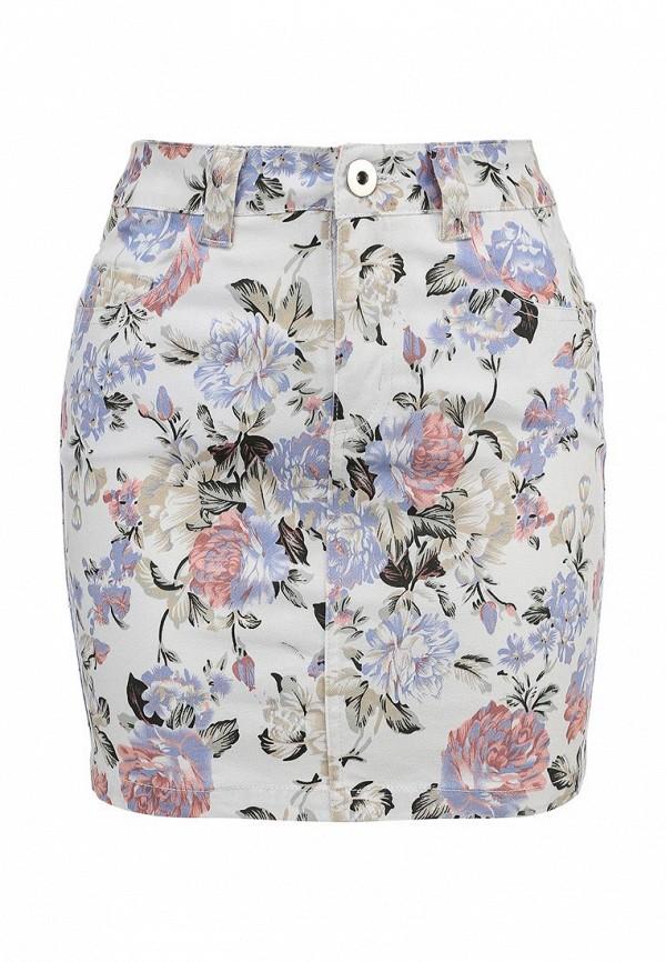 Прямая юбка Brave Soul LSKW-225SHERRY: изображение 1
