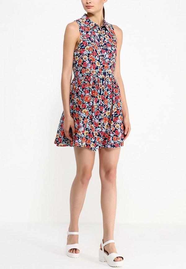 Платье-мини Brave Soul LDRW-225KRYSTAL: изображение 3