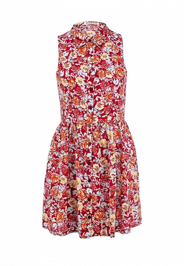 Платье-мини Brave Soul LDRW-225KRYSTAL: изображение 1