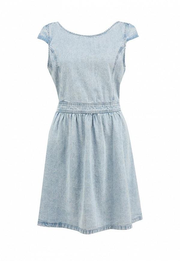 Платье-миди Brave Soul LDRW-264SNOWY: изображение 1