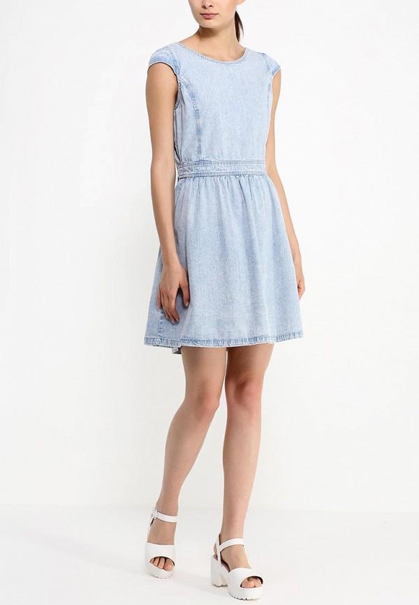 Платье-миди Brave Soul LDRW-264SNOWY: изображение 3