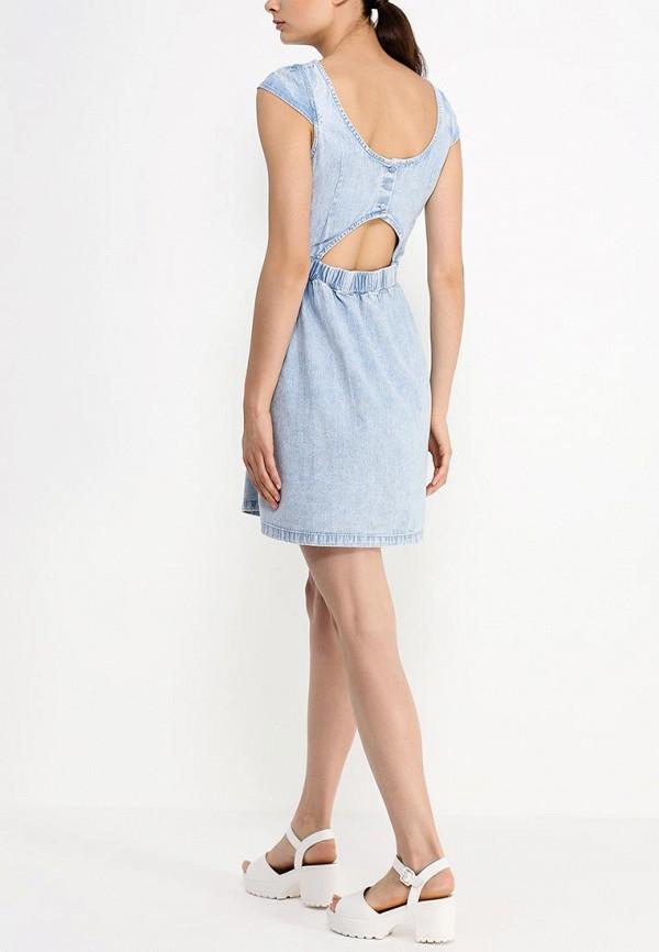 Платье-миди Brave Soul LDRW-264SNOWY: изображение 4