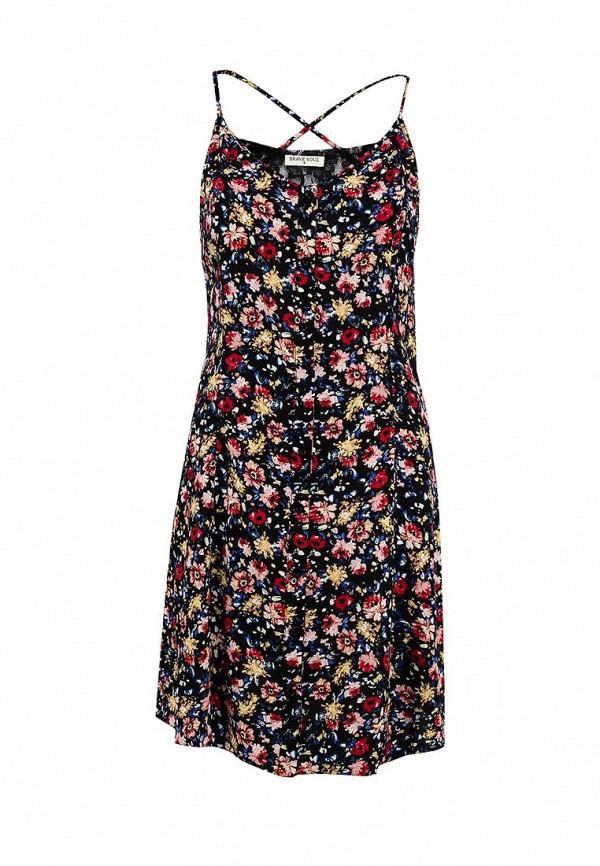Платье-мини Brave Soul LDRW-225LUCYR1: изображение 1